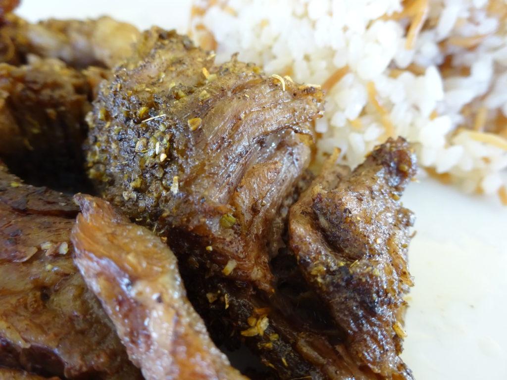 エジプトの肉料理