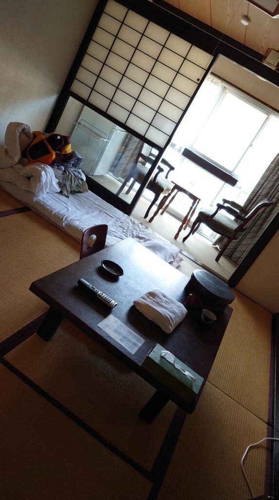 らまっころ山猫宿の客室