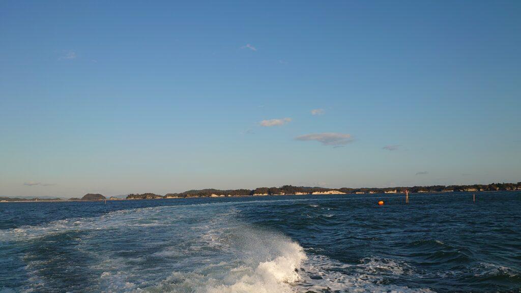 松島遊覧船