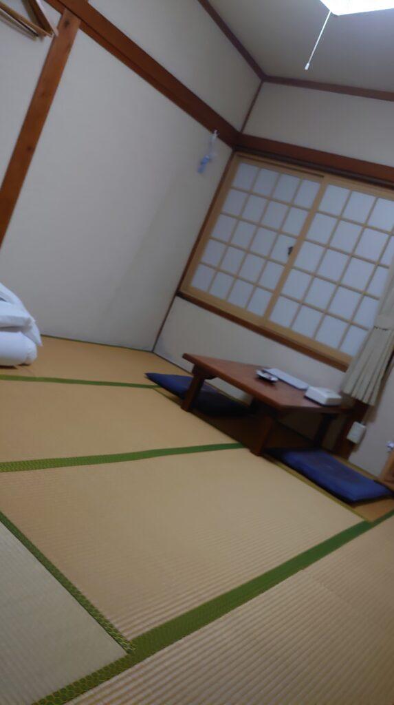 玉川温泉の客室