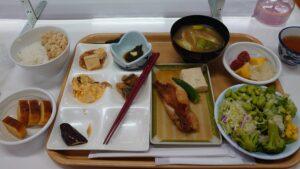 玉川温泉の夕食