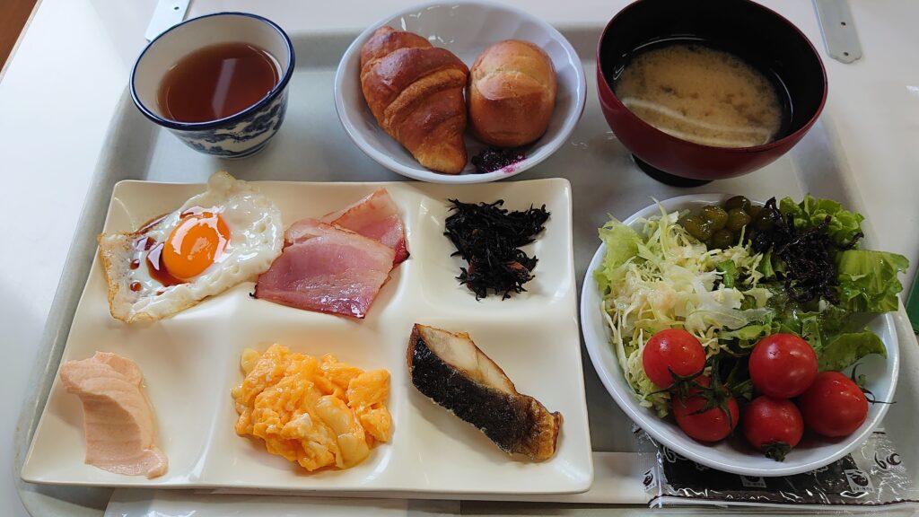 玉川温泉の食事