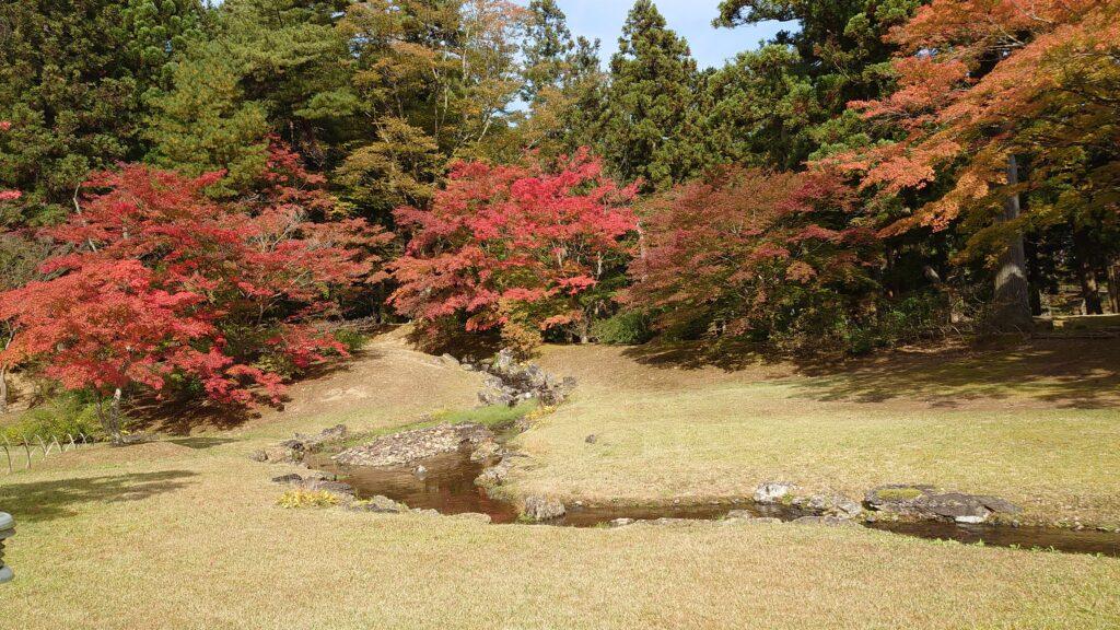 毛越寺の曲水の宴