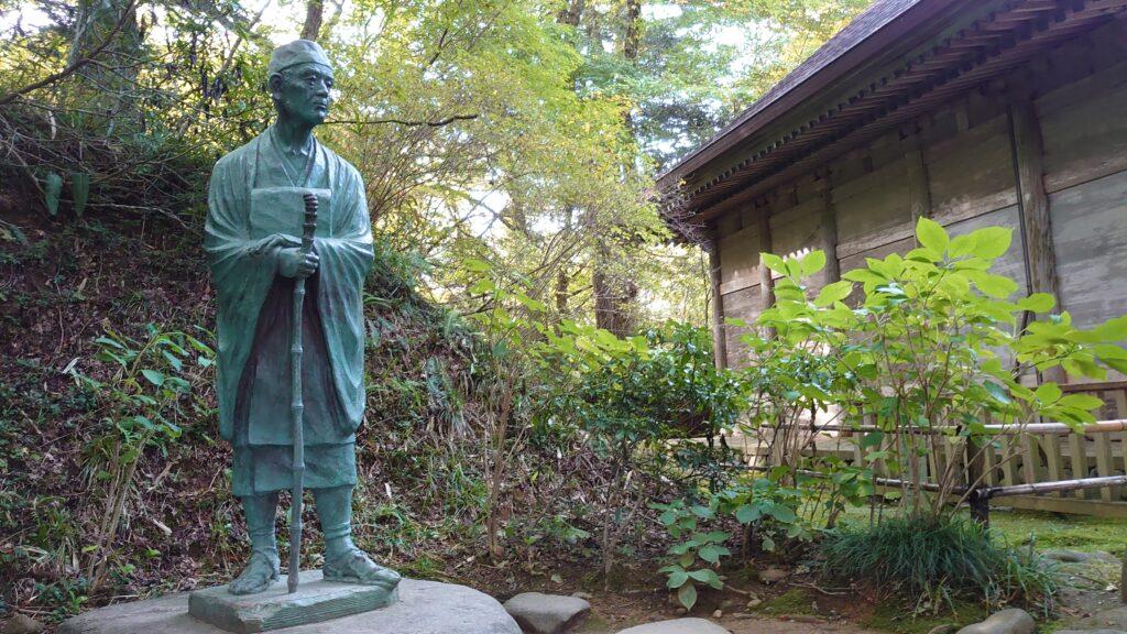 中尊寺と松尾芭蕉
