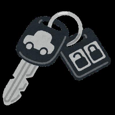 トヨタシェアで鍵情報が取得できない