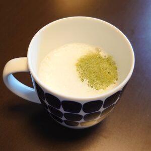 ネスカフェドルチェグストのスタバコラボ抹茶