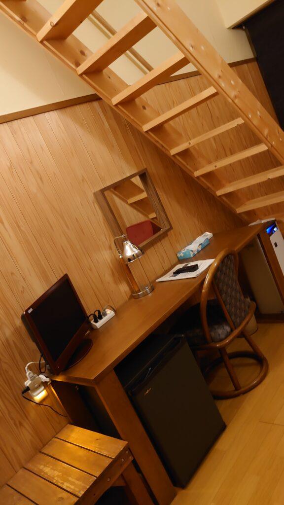 サウンズグッドの客室